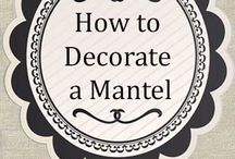 Mantel/Fireplaces