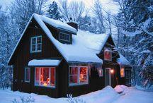 Snow / by Andi Kuck