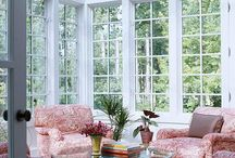 Interiors-Sunroom / by Woodland Hill