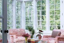 Interiors-Sunroom / by Kyra Williams