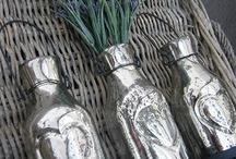 4 Mercury glass