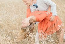Rustic Engagement Photos / by Ready Maker Design