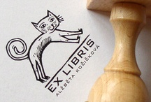 (Ex libris) stamps