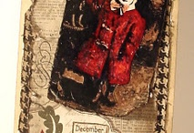 christmas tags / by Leslie McGrath
