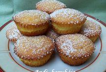 Receptek/ Muffin