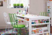 Playroom / Ideas to decorate a nice #playroom for your #kids #interiors #design
