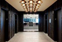 lobby interior job / by Mel Sax