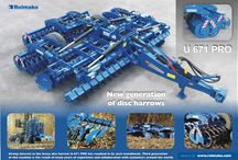 Disc Harrow U 671