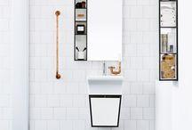 Bathrooms / Bathroom ideas and decor.  Bathroom tile ideas, bathroom organization and inspiration for a bathroom remodel.
