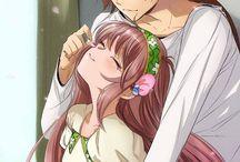 # Comic und Anime