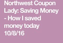 How to Save Money / Ideas and tips to save money on everyday purchases