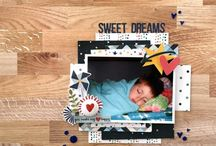Today is the Day: Scrapbook Circle July 2016 Kit