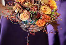 Merci bouquet / by LuAnne Wortham