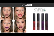 OFFERS WITH OFRA / Want to find OFRA on a deal? Follow this board and we will post when we get featured!