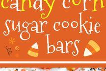 Recipes : Halloween Food