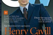 Henry Cavill in Gentlemanswatch Magazine  2015 / Gentlemanswatch Magazine October 2015