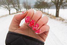 My fab nails jk