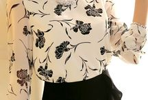 Conjuntos de falda y blusa