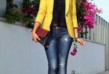 Moda / lo último en tendencias de mujer