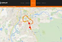 CoPilot and Routes / Images from my travels with CoPilot app!