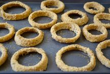 Onion ring / Fry