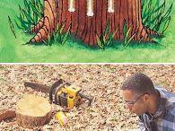 remove a stump