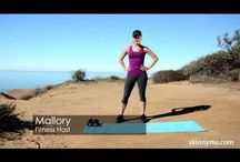 Get fit / by Hillery Gaiser