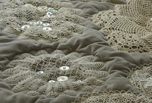 crochet and lace / by audrey thompson