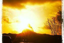 진안의 모습과 아름다운 마이산