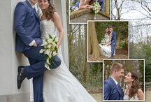 Huwelijksreportage en trouwkaarten / Huwelijksreportage, huwelijksalbums, trouwfoto's en dankkaartjes huwelijk