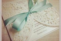 mint, aqua & lace wedding / romantic colours... feel fresh...