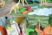 Dino party ideas / by Kelly Greninger
