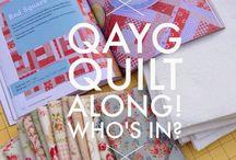 Quilting In the Rain QAYG QAL
