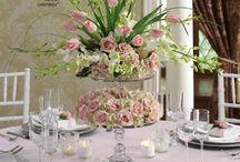 Floral arrangements double