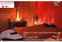Four Seasons Spa & Massage