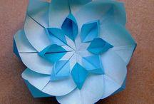 výrobky z origami