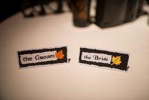 Fall Weddings / Ideas for autumn/fall weddings.