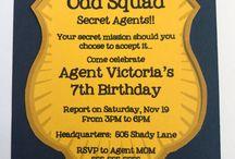 Odd squad Maya's birthday