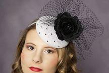 black & white wedding / wedding ideas extremely colour-reduced