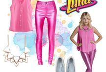 Soy Luna Outfits