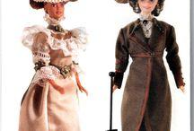 Doll / doll cloth