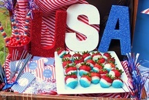 Firework (4th of July) / Independence day, Patriotic, and summer BBQ ideas / by Jenna Bouza Salinas