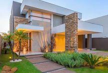 Casas, Puertas, Piedras, Fachadas y Arquitectura.