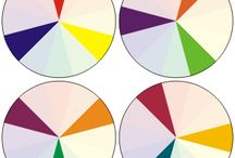 Triadic Colour Palettes