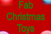 Fab Christmas Toys / Fabulous Christmas Toys For Your Child