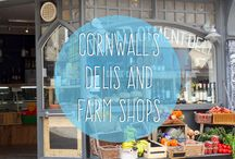 Cornish Food and Drink / Some of our favourite places to eat and drink in Cornwall