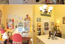 sewing room ideas for future