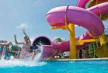 Waterparks in Mallorca / Waterparks in Mallorca Aquariums & Waterslides