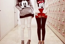 Winter Cozy / Cute and warm winter wear for chilly days and cuddly nights.