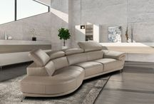 Modern Contemporary Italian Sectional Sofa